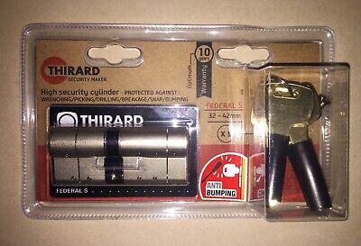 Bombín De Seguridad Thirard Federal 2 30x40  NUEVO A ESTRENAR