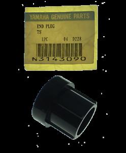 Yamaha Tenor Saxophone Body End Plug Black Plastic