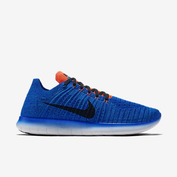 New In Box Nike Free RN Flyknit Running Shoe Men's 11.5 US / 10.5
