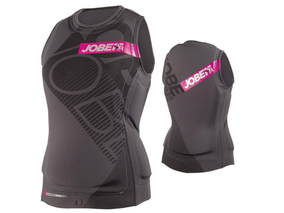 Jobe Progress Comp Vest Ladies Buoyancy Aid Jetski Wakeboard Waterski Kayak Sup
