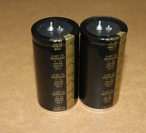 1Pcs For ELNA 71V 18000UF Audio for HIFI 2pin Gold filter Capacitor 40*80MM