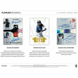 LOS-ANGELES-DODGERS-2019-PANINI-FLAWLESS-BASEBALL-1-BOX-HALF-CASE-BREAK-8