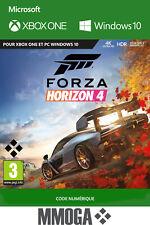 Forza Horizon 4 - Xbox One & PC Windows 10 - Code jeu à télécharger - FR/mondial