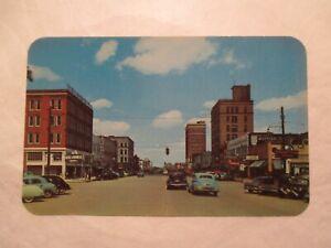 Greensboro-Avenue-Tuscaloosa-Alabama-AL-Postcard