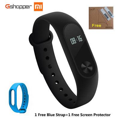 Xiaomi MI Band 2 OLED Smart Bracelet Wristband Heart Rate Monitor Sleep Tracker