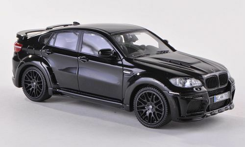 Hamann Tycoon evo 2011 nero Anthracite 1 43 Model neo scale models