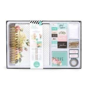 American-Crafts-Heidi-Swapp-Memory-Planner-Kit-6-x-8-Planner-Gold-Foil-Pol