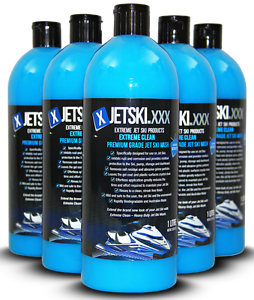 Extreme Clean Jet Ski Wash x 2 (Twin Pack) - JetSki.XXX