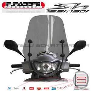 Cupolino-Fume-Parabrezza-Basso-Fabbri-Honda-Sh-125i-150i-Dal-2005-2008-2193LD