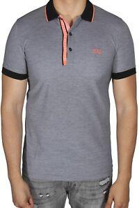 b703d8af1 Hugo BOSS Men's Polo Shirt Paule 4 Short Sleeve Slim Fit 50374389 ...
