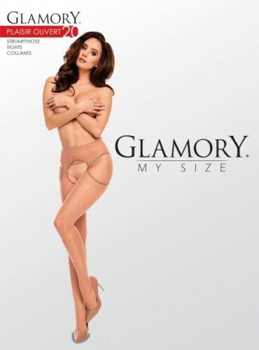Glamory plaisir ouv 20 finamente medias make up talla 40-62 g-50121