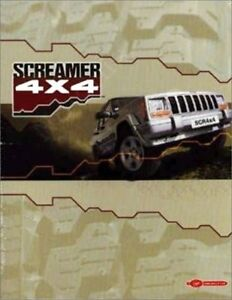 Screamer-4x4-Highly-detailed-and-realistic-driving-physics-New-In-Box