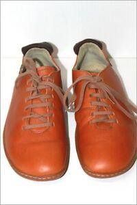 EL-NATURALISTA-Sneakers-Homme-Cuir-Fauve-Doubles-Cuir-T-42-TTBE