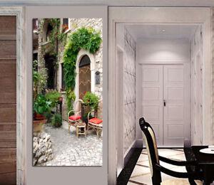 Garden-poster-Modern-Art-HD-print-canvas-painting-Home-Decoration