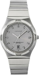 Gant-Women-039-s-Fairfax-Quartz-S-Steel-Watch-2-Year-Int-Warranty-W70194