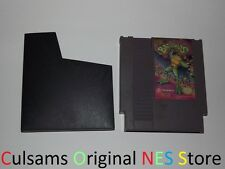 NINTENDO NES GAME BATTLETOADS CLEAN & TESTED WITH DUST SLEEVE & GUARANTEE