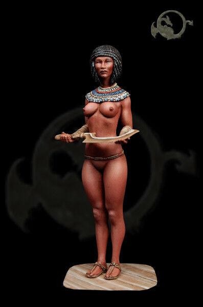 II Lady Of The (XVIII) Dynastie Pharaon S Court-El Viejo Dragon-Miniaturas