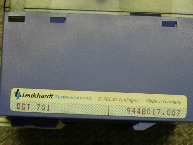 Selectron Dot 701 digital Output Modul for sale online