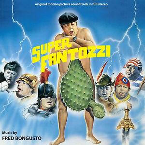Fred Bongusto - SUPERFANTOZZI - Soundtrack -Cd Nuovo - Digitmovies - Italia - Fred Bongusto - SUPERFANTOZZI - Soundtrack -Cd Nuovo - Digitmovies - Italia