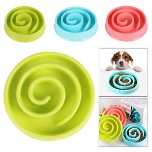 Pet-Bowl-Dog-Cat-Interactive-Slow-Food-Feeder-Healthy-Gulp-Feed-Dish-UK