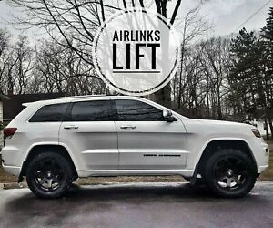 Jeep Grand Cherokee Lift Kit >> Details About 2016 2020 Jeep Grand Cherokee Lift Kit Overland Summit Trailhawk Quadralift