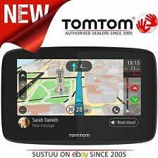NEW TomTom GO 520 SATNAV GPS with WiFi - Lifetime World Maps Traffic & Handsfree