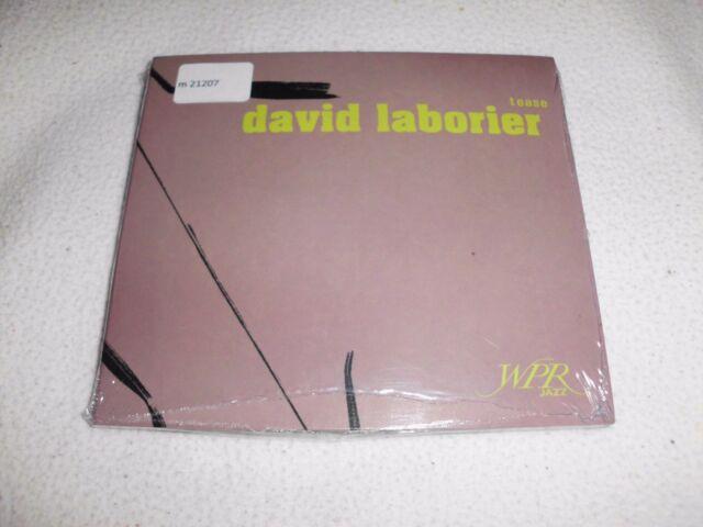 David Laborier - Tease CD - OVP
