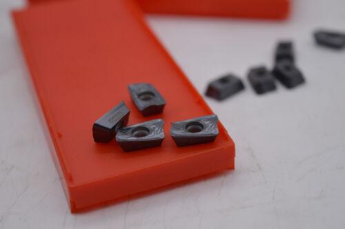 10pcs R390-11T308M-PM 1040 R0.8 1040 Milling blade insert