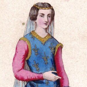 Blanche-de-France-Louis-IX-Infante-de-Castille-Saint-Louis-Blanca-De-Francia