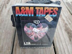 """Vintage L.T.D. 8-Track Tape! (Devotion) """"Stranger"""" """"Dance N' Sing"""" N' - NOS"""