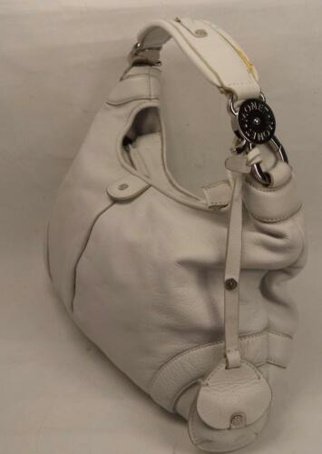 Monet main blanc en cuir Sac vachette de à FSqH5E