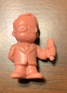 1980s-M-U-S-C-L-E-Men-Kinnikuman-Flesh-Color-Announcer-Figure-162-Muscle