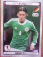 ** PANINI EURO 2012 ** STICKER ** # P10 Mesut Ozil / Real Madrid