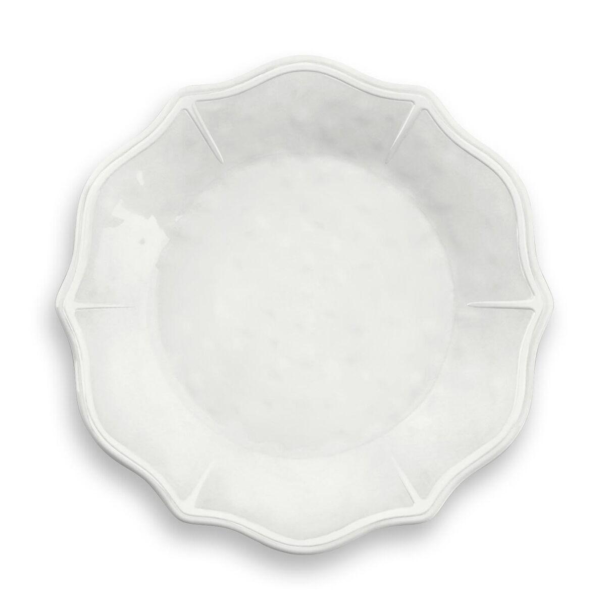 Savino Blanc 12 Pièce Mélamine Dinnerware Set par TarHong