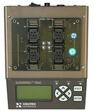 Superpro 7500 High Speed 4 Gang Stand Alone Universal Device Programmer