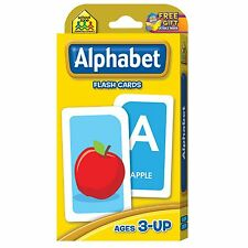 Alphabet Flash Cards For Toddlers Kids Early Learning Educational Child Abc