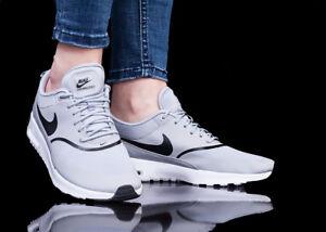 Détails sur NIKE WMNS AIR MAX THEA sneaker chaussures femmes sport gris basket 599409 030