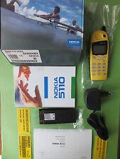 Original Nokia 5110 GELB Handy NEU NEW OVP Autotelefon KULT Mobitel Rarität TOP