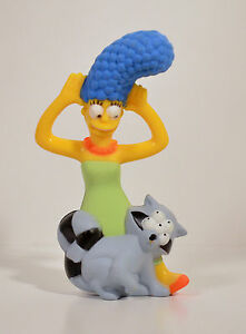 2007 Marge Simpson 4 5 Burger King Movie Action Figure Simpsons Ebay