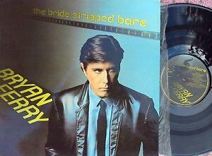 Bryan-Ferry-ORIG-OZ-LP-Bride-stripped-bare-EX-039-78-Pop-Rock-Roxy-Music-Polydor