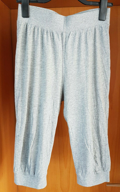Unter Der Voraussetzung Jogginghose Wellness Flame ¾ Damen Hose Gr. S Grau Coole Moderne Pants Farben Sind AuffäLlig