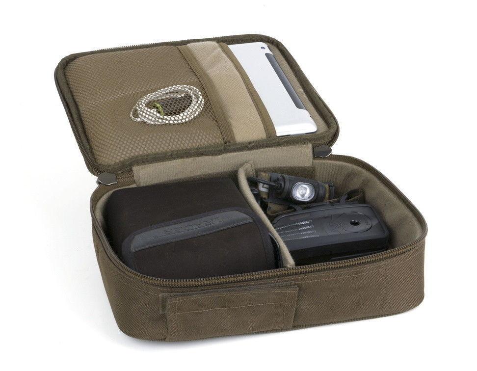 Fox Voyager Gadgets Safe NEW Gadget Safe Tech Bag Camera Bag - CLU344