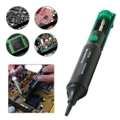 Solder Sucker Vacume Desoldering Soldering Remover Pump Tool Iron Suction Tin☃