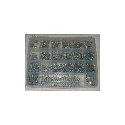 300 Teile versandkostenfrei M4 Innensechskantschrauben Set DIN 912 A2 SCHWARZ