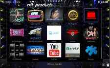 Android 6.0 OTT TV Box TVAddons 16.1 Movies TV Shows PPV SPORTS HD Streaming