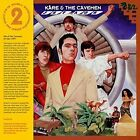 Jet Age by Kåre & The Cavemen (Vinyl, Jun-2015, 2 Discs, Light in the Attic Records)