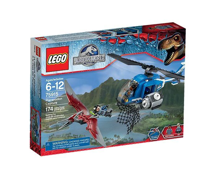 LEGO® Jurassic World 75915 Pteranodon Capture NEU OVP NEW MISB NRFB
