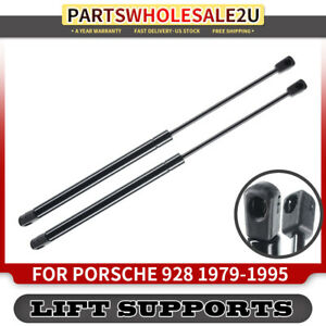 2x Tailgate Rear Hatch Lift Supports Shocks Struts for Porsche 928 78-95 4652