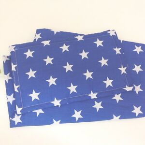 4d541dbfa DOLLS PRAM BEDDING SET ~ BLUE STARS ~ TO FIT 18