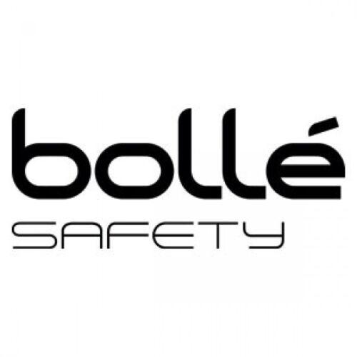 Bolle Contour CONTESP Safety Glasses Clear Microfibre bag blue filter lens